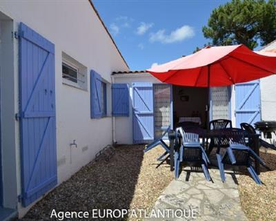 LOCATION VACANCES LA PALMYRE Villa 3 piè...