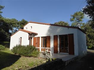 Villa en VIAGER OCCUPE - Proche centre - LA PALMYRE LA PALMYRE