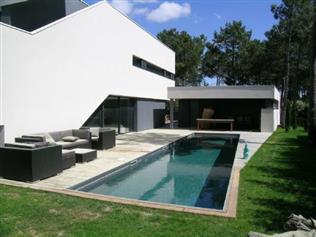 LA PALMYRE - Parc du Golf  villa avec piscine -
